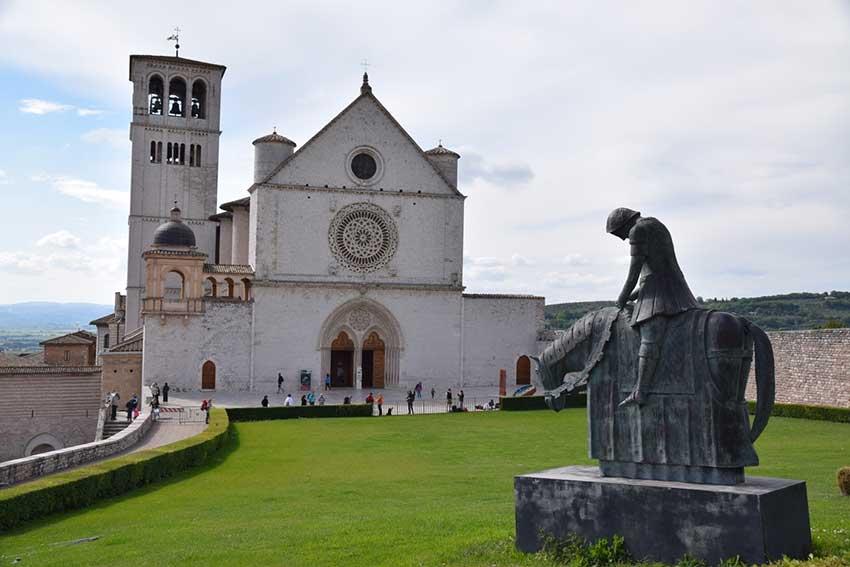 Familienwallfahrt-Assisi