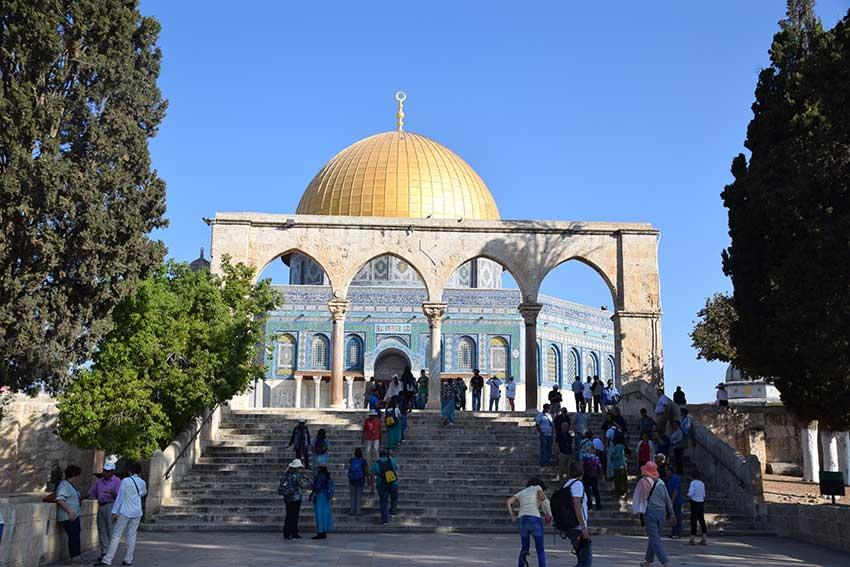 Pilgerfahrt-Jerusalem